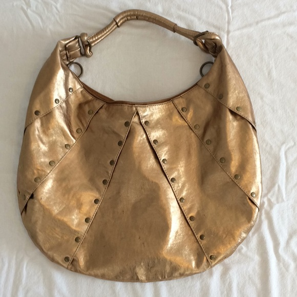 Handbags - Gold Bag